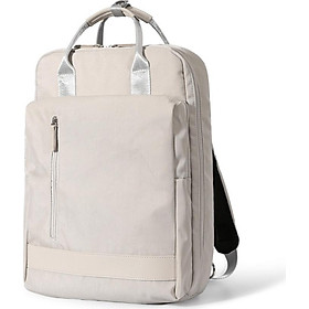 Computer bag female shoulder bag 18W-02 can be put trolley case female student cute wild Korean casual college wind Apple Lenovo Air Dell laptop bag 14 inch gray