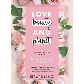 Kem Ủ Love Beauty And Planet Cho Tóc Nhuộm Rực Rỡ (43g)