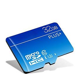 Thẻ Nhớ Micro SD TF HC Class 10 Và Adapter