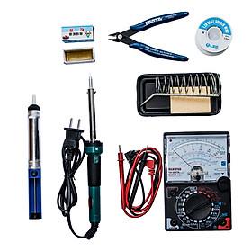 Bộ dụng cụ học hành và sửa chữa đồ Điện Tử
