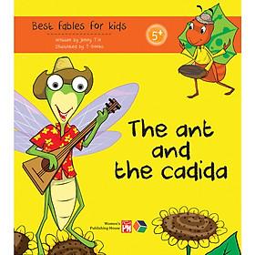 The ant and the cadida ( Best fables for kids) Truyện tranh đơn ngữ cho thiếu nhi