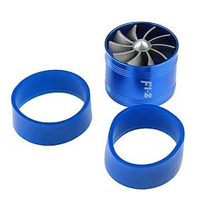 Supercharger Turbo Turbonator Durable Single Propeller Fan Kit Power Eco