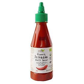 Tương Ớt Sriracha Hữu Cơ 250g Lumlum Organic Sriracha Chilli Sauce