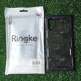 Ốp lưng cho Samsung Note 10 Plus Ringke Fusion X Camo - Hàng nhập khẩu