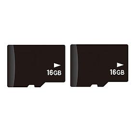 2X Standard Neutral High Speed  TF Memory Card 16G