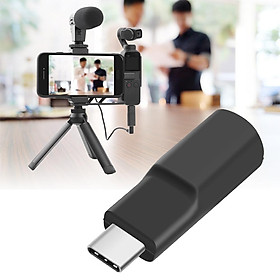 Audio Adapter Connector for DJI OSMO Pocket Handheld Gimbal Accessiories