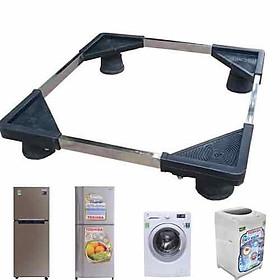 Chân Đế Máy Giặt Tủ Lạnh Điều Chỉnh 48-60cm