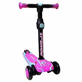 Xe trượt 3 bánh 21st scooter ROD3 chính hãng, có giảm xóc, đèn LED, tăng giảm chiều cao 5 cấp độ xịn cho bé trai và bé gái vận động ngoài trời nhiều màu sắc
