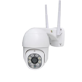 Camera wifi ngoài trời CareCam 23HS200 2.0MP Full HD, đàm thoại 2 chiều, xoay 360 độ, hỗ trợ thẻ nhớ lên tới 128G, tiêu chuẩn chống nước IP66, cảnh báo chống trộm- Hàng nhập khẩu
