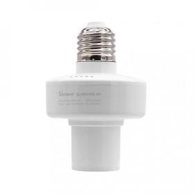 Chuôi đèn thông minh điều khiển qua sóng WiFi + RF Sonoff Slampher RF