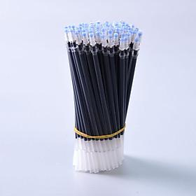 Combo 35 ruột bút mực nước gel học sinh sinh viên