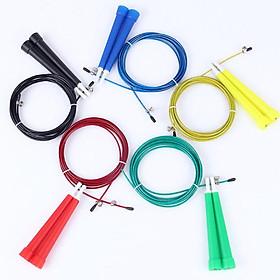 Dây nhảy thể dục nhựa PVC cao cấp có thể tuỳ chỉnh độ dài dây, tối đa 3m-7