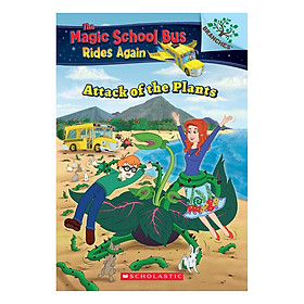 Magic School Bus: Attack Of The Plants