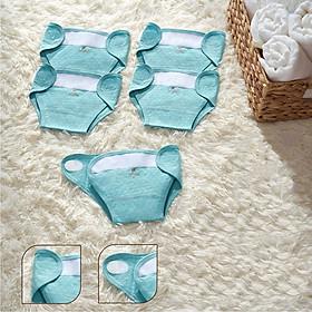 Biểu đồ lịch sử biến động giá bán Set 5 tã vải, quần đóng bỉm vải thở POINTELLE Lullaby cho trẻ sơ sinh