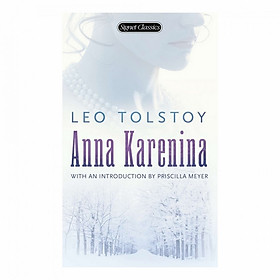 Anna Karenina (New Cover)