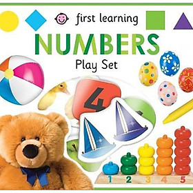 Early Learning Play Sets: Numbers and Shapes