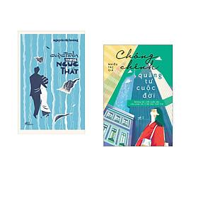 Combo 2 cuốn sách: CUỘC TÌNH TRONG NGỤC THẤT + Chông chêng quãng tư cuộc đời
