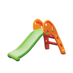 Cầu trượt nhựa cao cấp cho các bé yêu vui chơi trong nhà (Giao mẫu ngầu nhiên)