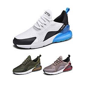 Giày Sneaker, giày thể thao big size cỡ lớn cho nam cao to làm bằng chất liệu co giãn thoáng khí - SK083