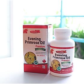 Viên uống tinh dầu hoa anh thảo David Health Evening Primrose 30 viên