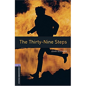 Oxford Bookworms Library (3 Ed.) 4: The Thirty-Nine Steps MP3 Pack