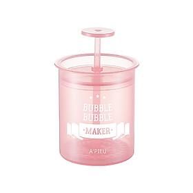 Cốc tạo bọt rửa mặt Hàn Quốc Apieu Bubble Maker