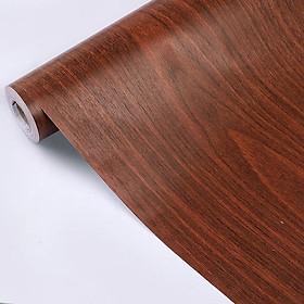 10m Giấy dán tường giả gỗ C0011