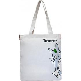 Túi Vải Tote Đeo Chéo Totoror Hông