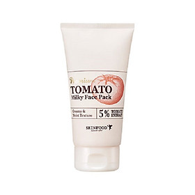 Kem massage PREMIUM TOMATO MILKY FACE PACK