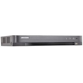 Đầu Ghi Hình HD 5MP 4 Kênh Chuẩn H.265 Pro+ Hikvision DS-7204HUHI-K1 (Alarm) - Hàng Chính Hãng