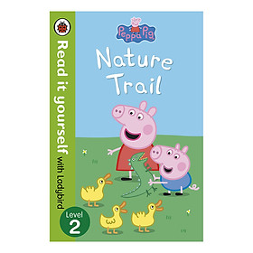 Peppa Pig: Nature Trail - Read it yourself with Ladybird: Level 2 - Read It Yourself (Paperback)