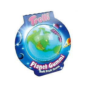 Combo 10 viên Kẹo dẻo Trolli Planet hình quả địa cầu 18.8gr