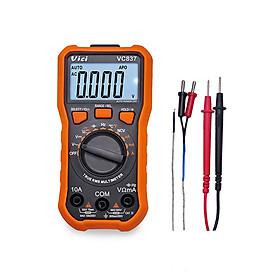 Vici Mini Multi-functional Handheld LCD Digital NCV True RMS Multimeter DC/AC Voltage Current Meter Frequency