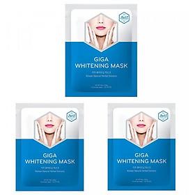 Combo 3 mặt nạ Avif dưỡng da trắng ngọc - ngà - Avif giga whitening mask 21g