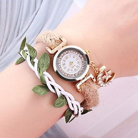 Quartz Watch Bracelet Watch Casual Wristwatch Wedding Outdoors Business