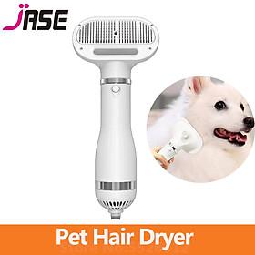 Máy sấy tóc thú cưng Xiaomi JASE 220V Lược massage có thể điều chỉnh nhiệt độ Bảo vệ quá nhiệt cho Chó mèo chải lông