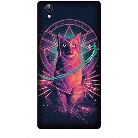 Ốp lưng dành cho điện thoại VIVO Y51 Mèo Phép Thuật