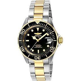 Invicta Men's 8927 Pro Diver Collection Automatic Watch, Gold-Tone/Black