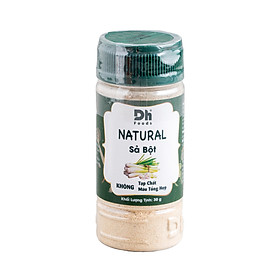[Chỉ Giao HCM] - Sả Bột Natural Dh Foods 30G