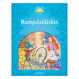 Classic Tales 1 : Rumpelstiltskin (with Book and Audio MultiROM) (Second Edition)