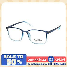 Gọng kính, mắt kính chính hãng SARIFA 2468 C6 - Tặng 1 dây đeo kính màu ngẫu nhiên