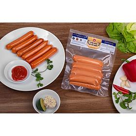 [[Chỉ Giao HN]] - Xúc xích cá hồi Sapa 300g, sản phẩm không chứa chất bảo quản