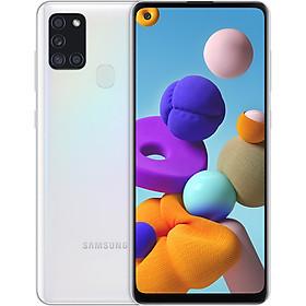 Điện Thoại Samsung Galaxy A21s - ĐÃ KÍCH HOẠT BẢO HÀNH ĐIỆN TỬ - Hàng Chính Hãng