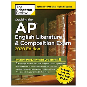Cracking The AP English Literature & Composition Exam, 2020 Edition (College Test Preparation)