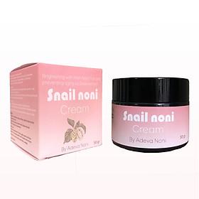 Kem dưỡng Trái nhàu Adeva Noni (50 gr/ 1 hộp) - Adeva Noni cream - Dưỡng da mặt ban đêm, kem dưỡng từ thiên nhiên cho da mềm mại