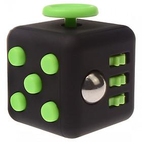 Khối Rubik Fidget Cube Hình Xúc Xắc Giảm Stress