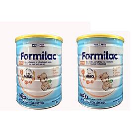 Bộ 2 Lon Sữa công thức Formilac Optipro số 3 (1-2 tuổi) - 900g