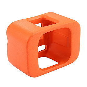Floaty Case for GoPro HERO4 Session Camera Protective Case Cover Box Surfing Housing Shell Buoy Housing Shell