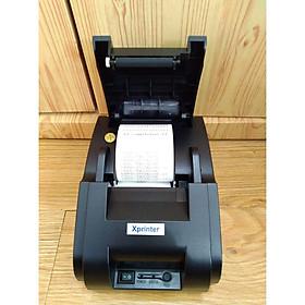 Máy in hóa đơn tính tiền khổ giấy 58
