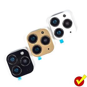 Dán bảo vệ camera kiểu PRO MAX dành cho iPhone X/Xs/Xs MAX